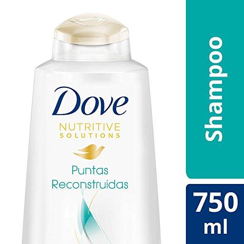 Shampoo Dove Puntas Reparadas 750 ml