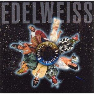 Jodel Power - Austria Dancefloor Pop (CD Album Edelweiss, 14 Tracks, Martin Gletschermeyer, Walter Werzowa, Maria Mathis) Bring Me Edelweiss / Starship (Raumschiff) Edelweiss / To The Mountain Top / Beam Me Up / Space Yodel / Dancin' White Horses / Planet Edelweiss u.a.