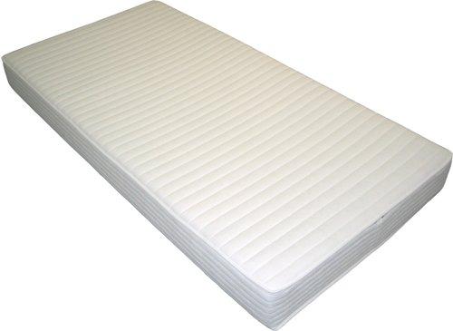 AQUAMON Smart watermatras, 90 x 200 cm, 50% golfkalmering, lichtgewicht waterbed voor lattenbodems