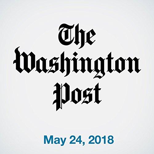 May 24, 2018 copertina