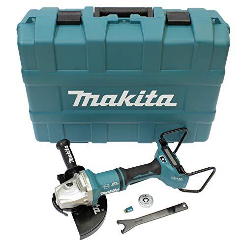 Makita DGA901ZKU2 haakse slijper 2x18V (zonder accu/zonder oplader)