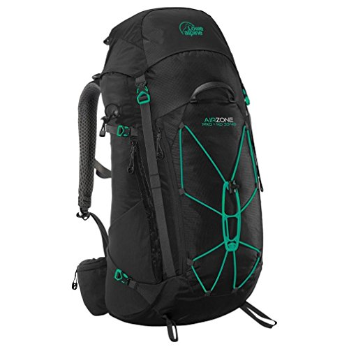 LOWE ALPINE AIRZONE PRO ND33:40 WOMENS BACKPACK (BLACK)