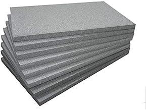Dripex Isolant Thermique en Aluminium a Bulles Double Face Isolation 3-4mm pour radiateur sol toit mur reflecteurs de chaleur isolant thermor/éfl/échissant-0.6x25M