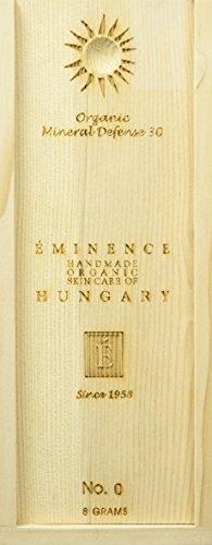 Eminence Sun Defense Minerals SPF 30, 0 Translucent, 8 Gram