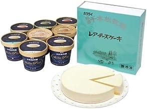 那須 千本松牧場 レアチーズケーキセット(冷凍)