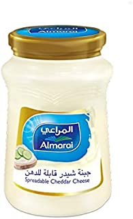 Almarai Spreadable Cheddar Cheese, 500G