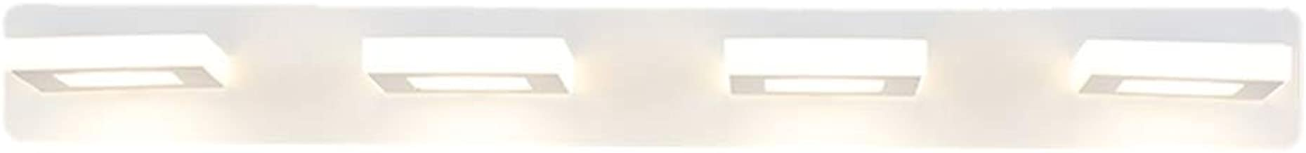 JIY Mirror Headlight Simple Creative Personality leidde wandlamp Badkamer spiegelcabinet kaptafel Lamp Waterdicht en anti-...