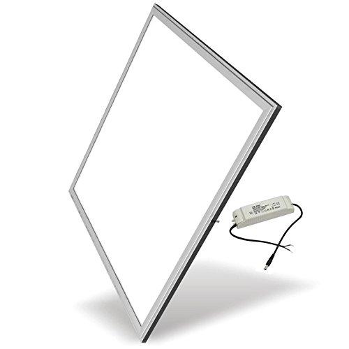 TEMPO DI SALDI Lampada Pannello A Led 48W Quadrato 60 X 60 Cm Plafoniera Ad Incasso Luce Calda