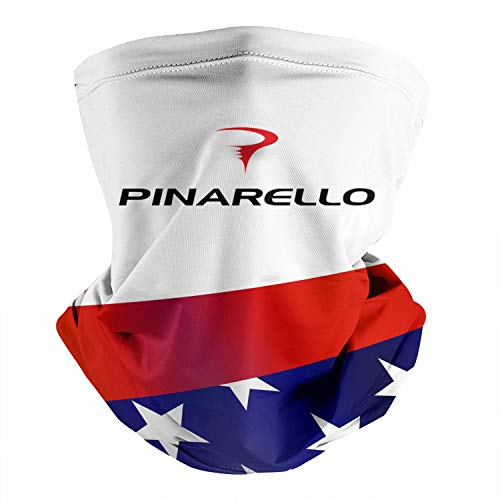 Pinarello-Cycling-Road-Bikes- Face Mask for Men Women Dust Wind UV Sun Neck Gaiter