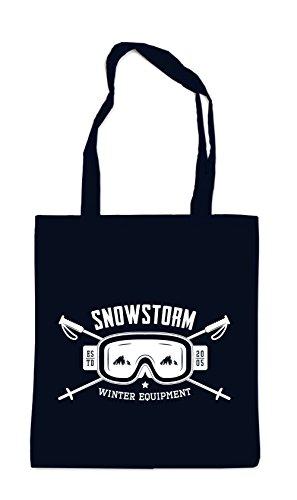 Certified Freak Snowstorm Bag Black