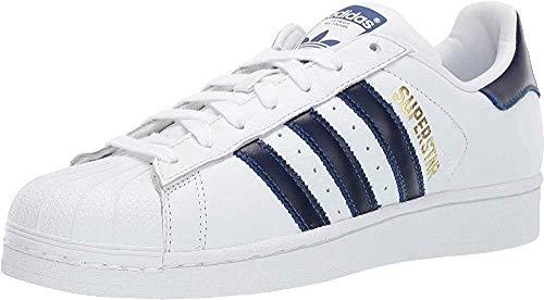 adidas Men's Superstar Fitness Shoes, White (Blanco 000), 9.5 UK