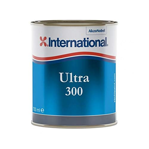 International Ultra 300 Antifouling 750 ml / 2,5 l (2,5l, schwarz)