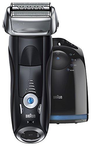 BRAUN(ブラウン)『シリーズ77760ccメンズ電気シェーバー4カットシステム洗浄器付』