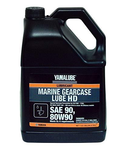 Yamalube ACC-GLUBE-HD-GL Marine Lower Unit Gear Lube HD (GALLON)
