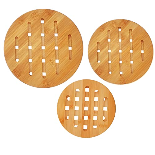 Almohadillas de Bambú Resistentes al...