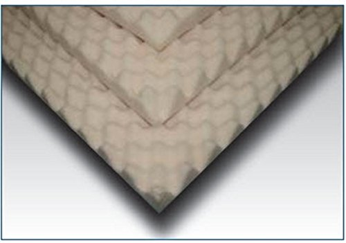 Span America - Mattress Overlay Convoluted Foam - 4 X 34 X 72 Inch - McK