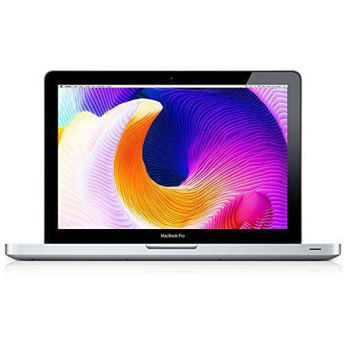 Apple MacBook Pro – 13.3-inch, 8GB RAM, 128GB SSD, 2.4GHz Intel i5, MD313LL/A (Renewed)