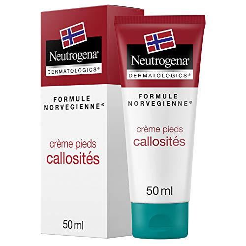 Neutrogena Crème Pieds Callosités Tube 50 ml