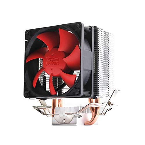 xiaoxioaguo Overclocking ordenador cpu refrigerador CPU ventilador 1155/50 AMD silencio