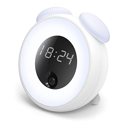 ZhongYi Nacht wekker Intelligent timing-sensor met nachtlampje elektronische wekker vier kleuren optioneel C