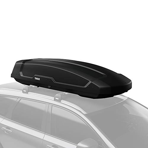 Thule 635800 Box da Tetto Force XT, Nero, XL