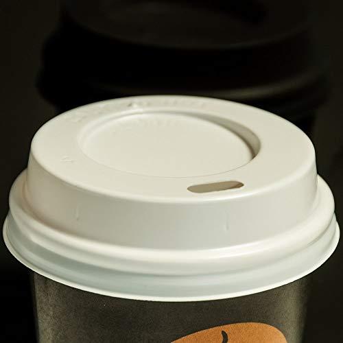 Papier Cup bedrijf 4oz wit wegwerp plastic warm drinken koffiemachine thee catering bekers nip deksels