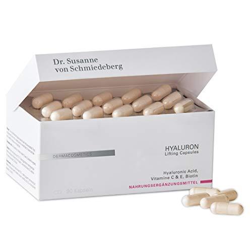 Dr. Susanne von Schmiedeberg Hyaluron Lifting Capsules – Nahrungsergänzungsmittel & Anti-Aging – 90 Kapseln
