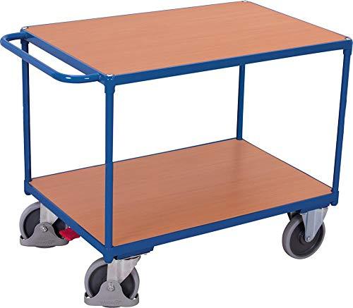 Cordes Tischwagen 500 kg 1000x700 mm 2 Böden