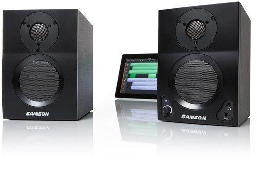 Samson MediaOne BT3 Multimedia Lautsprecher mit BlueTooth Empfänger