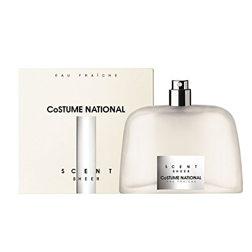 Costume National Costume national scent sheer eau fraiche natural spray 50 ml