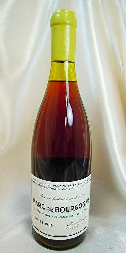 MARC de Bourgogne マール 1986 DRC (Domaine de la Romanee Conti)