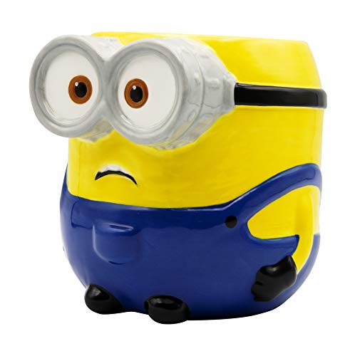 Joy Toy Taza 3D Otto 500 ml. Minions