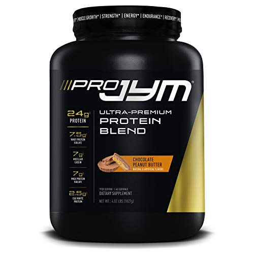 JYM Supplement Science Pro 1814g Chocolate Peanut Butter
