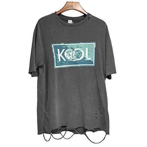 18ss ALCHEMIST アルケミストKOOL Tシャツ TEE 登坂広臣さんも着用(並行輸入品) (L, ブラック)