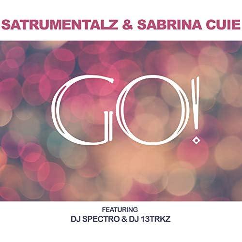 Satrumentalz & Sabrina Cuie