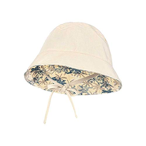Mayoral Sombrero modelo pescador reversible de lino para niño, tela 10015 Tela 46