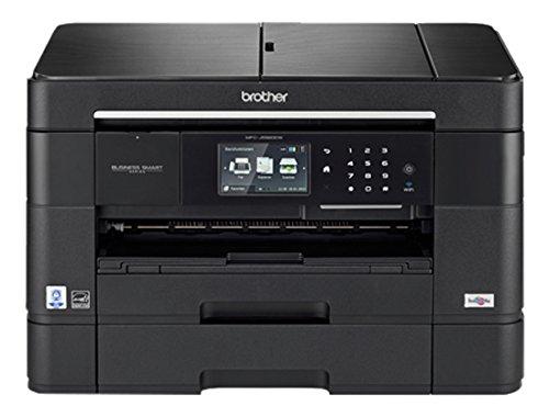 Brother MFC-J5920DW Farbtintenstrahl-Multifunktionsgerät (Scanner, Kopierer, Drucker, Fax, Duplex) schwarz