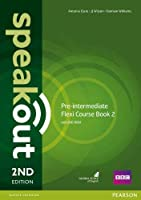 Speakout (2E) Pre-Intermediate Split Edition Student Book B with DVD/ActiveBook CD-ROM and Workbook B with Audio CD
