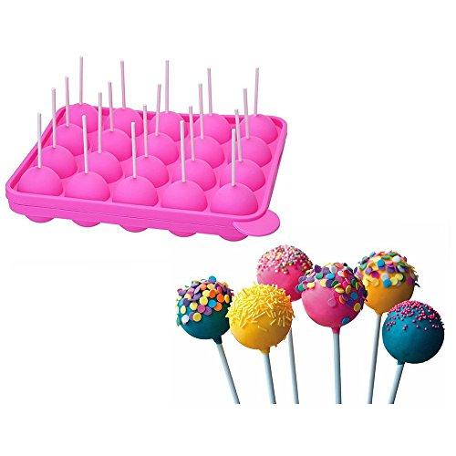 DMZK Taartvorm voor fopspeen en silicone vorm, voor feestjes, cupcakes, bakvorm