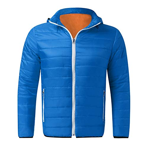 SHANGYI Jas Winter Heren Winterjas Heren Mode Slim Dik Warm Heren Jas Ski Jas