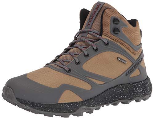 Merrell Men's J033961 Altalight Mid Waterproof Hiking Shoe, Butternut - 15 M