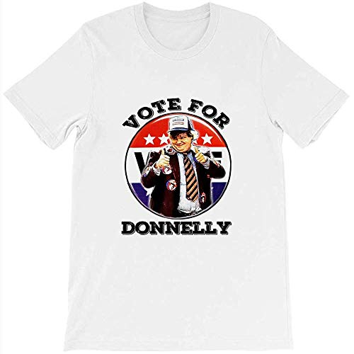 Vote for Donnelly Al Donnelly Black Sheep Chris Farley SNL Comedy 90s Gifts Funny Mens Womens Girls Unisex T-Shirt