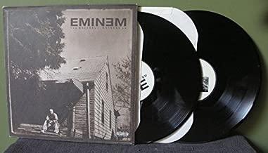 The Marshall Mathers LP 2x LP (Original Press) (Original Artwork)