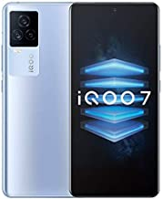 """Original IQOO 7 5G Mobile Phone 8G+128GB Snapdragon 888 120W Super Charger 6.62"""" in 120Hz AMOLED Screen Android 11 Global ..."""