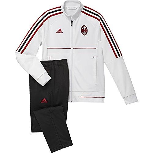 AC Milan Kids Presentation Suit 2017/18 (White)