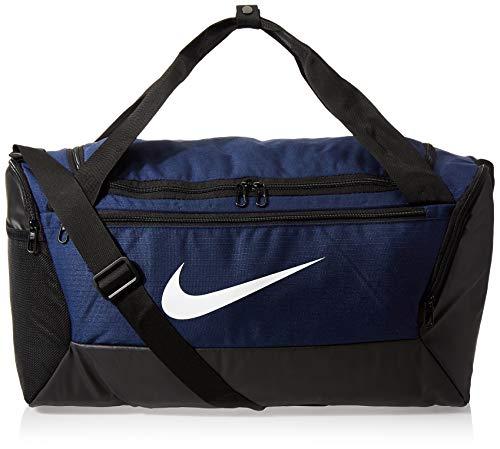 Nike Brasilia S Sporttasche, 51 cm, Midnight Navy/Black/White