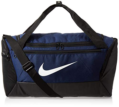 Nike Brasilia S Sporttasche, 51 cm, Midnight Navy/Black/White