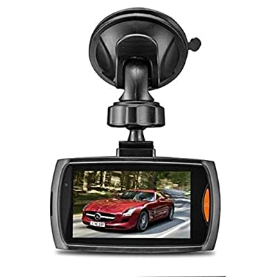 XIANWEI Car Driving Recorder,Full HD Car Camera,Car Driving DVR Recorder,Driving Video Recorder Night Vision Car Dashboard Camera,Full HD 1080P 2.7 Inch IPS Screen Driving Recorder by XIANWEI