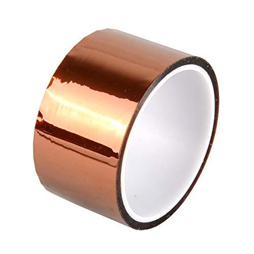 Gold BGA Tape Thermo-Isolierung Klebeband Hohe Temperatur hitzebeständig Klebeband Länge 30Meter
