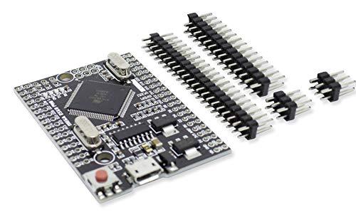 MissBirdler MEGA 2560 ATMEGA2560-16AU/Proto Shield V3 - Placa base (55 x 38 mm)